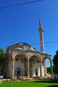 "Mosquee imperiale ""Mehmed Fatih"" de Pristina (1461) - par Pierre Bonifassi"