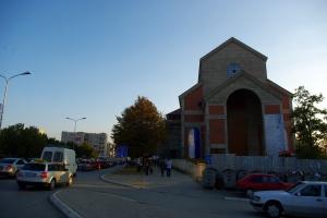 L'inauguration a précédé la fin des travaux prévue pour 2012 - par Pierre Bonifassi (2010)