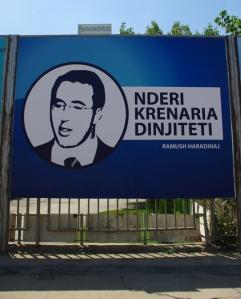 """""""Honneur, fierté, dignité"""" - L'opposition politique est orpheline du très populaire Ramush Haradinaj (AAR), retenu à La Haye"""