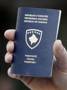 Le passeport kosovar