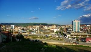 Vue de Pristina - par Pierre Bonifassi