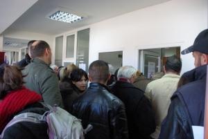 Les élections ont été marquées par une forte participation des Serbes des enclaves (30%), comme ici à Gračanica - par Pierre Bonifassi 2010
